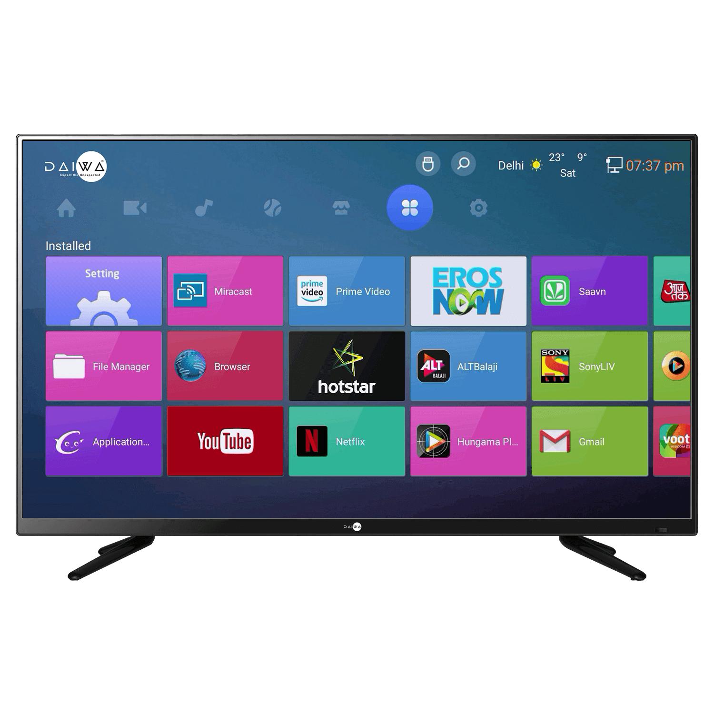 a72dffffe79 DAIWA D42E50S 102cm (40) Smart Full HD LED TV
