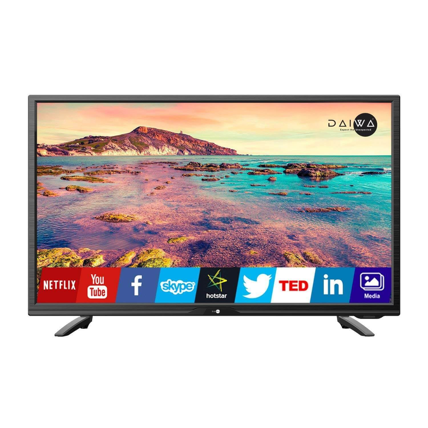 DAIWA D32C4S 80cm (32) Smart LED TV