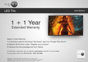 daiwa extended warranty