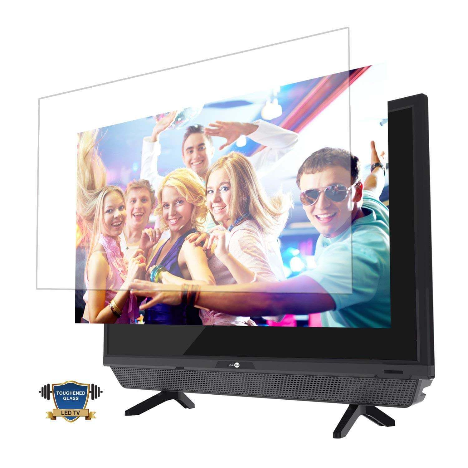 DAIWA D26K11 (24) 60cm Toughened LED TV