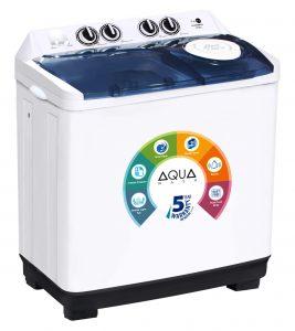 Daiwa washing machine 10.5kg