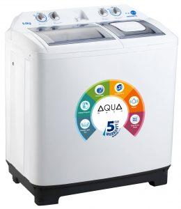 Daiwa washing machine 9kg