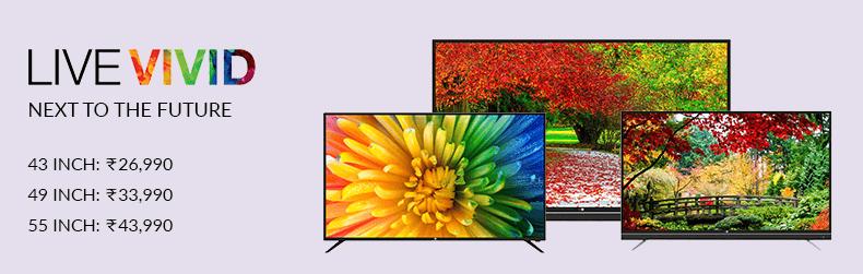 4K UHD Smart LED TV