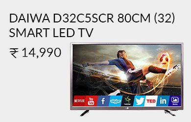 DAIWA D32C5SCR 80cm (32) Smart LED TV