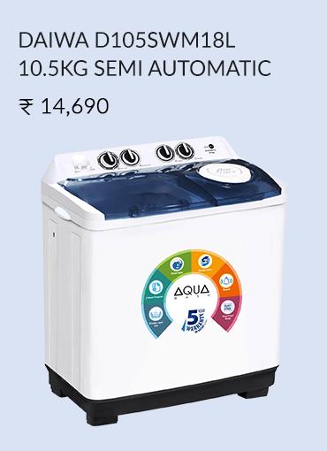 Daiwa D105SWM18L 10.5kg Semi Automatic