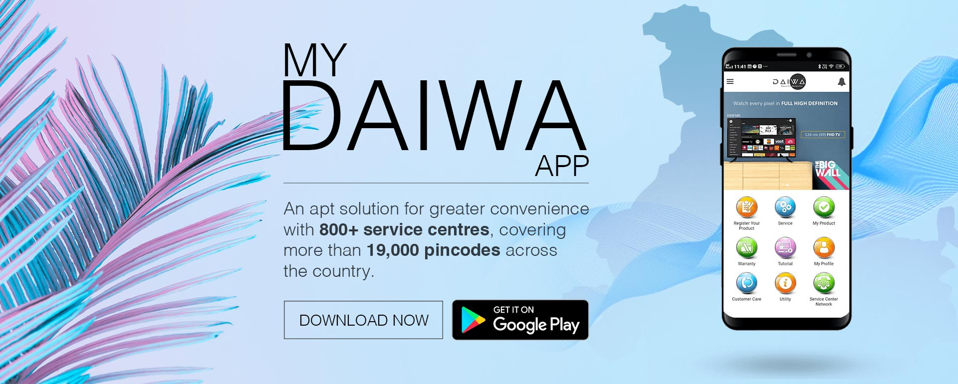 My Daiwa App on Google Play Store