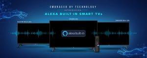 Daiwa - Alexa Built-in LED TV